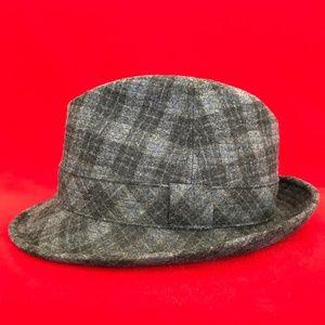 173b987337f Doria Accessories - Doria Borsalino Gruppo Italian Wool Fedora Size 58